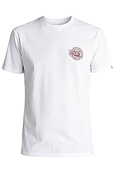 Футболка Quiksilver Ssclateradtiger White