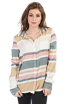 Рубашка женская Roxy Heavyfeelings Marshmallow Blanket
