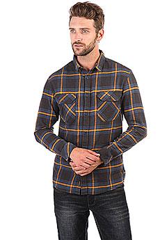 Рубашка в клетку Quiksilver Fitzforktail Tarmac