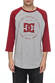 Лонгслив DC Rebuilt Grey Heather