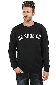 Свитшот DC Ellis Crew Black