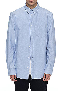 Рубашка DC Oxford Light Blue