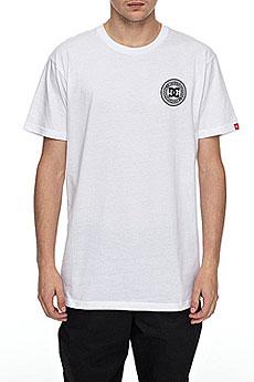 Футболка DC Skate Circle Snow White