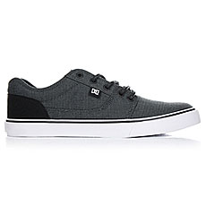 Кеды низкие DC Tonik Black/Dark Grey/White