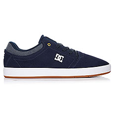 Кеды низкие DC Crisis Navy/Blue/White