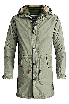 Куртка парка Quiksilver Bremerland Rifle Green