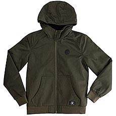 Куртка детская DC Ellis Jacket Fatigue Green