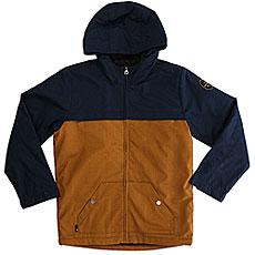 Куртка детская Quiksilver Wannadwryouth Navy Blazer