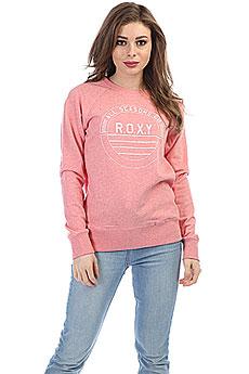 Свитшот женский Roxy Sailor Groupieb Lady Pink Heather