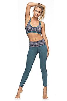 Штаны спортивные женские Roxy Nakkan Pant Blue Coral