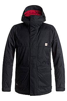 Куртка утепленная DC Harbor Jkt Black