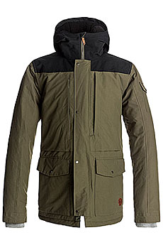 Куртка зимняя Quiksilver Canyon Grape Leaf