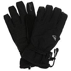 Перчатки Quiksilver Mission Glove Black