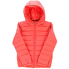 Куртка зимняя детская Quiksilver Question G Jckt Spiced Coral