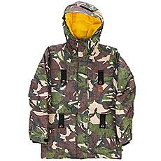 Куртка утепленная детская DC Servo Youth Jkt British Woodland Cam