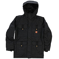 Куртка утепленная детская DC Servo Youth Jkt Black