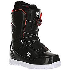 Ботинки для сноуборда женские DC Search Boax Black