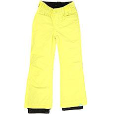 Штаны сноубордические детские Roxy Backyard Lemon Tonic