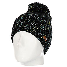 Шапка женская Roxy Nola Beanie True Black