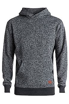 Толстовка кенгуру Quiksilver Kellerhood Dark Grey Heather