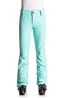 Штаны сноубордические женские Roxy Creek Aruba Blue