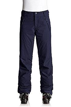 Штаны сноубордические женские Roxy Winteblack Rinseeak Peacoat