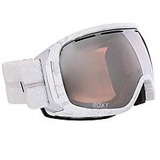 Маска для сноуборда женская Roxy Premiere Rx Gog Bright White