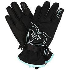 Перчатки женский Roxy Poppy Gloves True Black