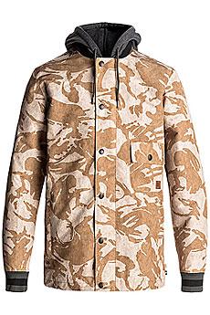 Куртка утепленная DC Flux British Desert Camo