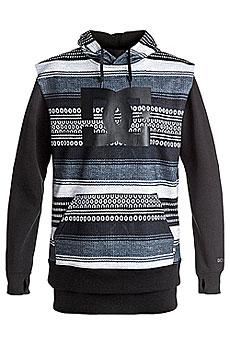 Толстовка сноубордическая DC Dryden Poncho Stripe Gs