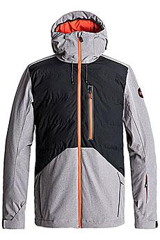 Куртка утепленная Quiksilver High West Black