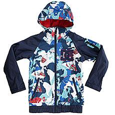 Куртка утепленная детская DC Shoes Troop Youth Shred Land