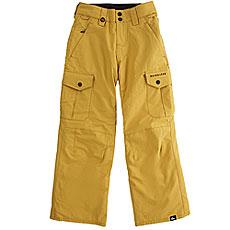Штаны сноубордические детские Quiksilver Porter Youth Mustard Gold