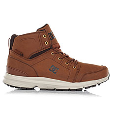 Ботинки высокие DC Shoes Torstein Brown/Dk Chocolate