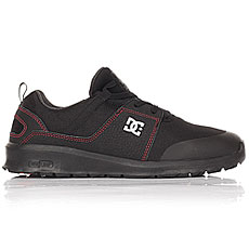 Кроссовки DC Shoes Heathrow Presti Black/Red/Grey