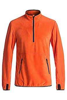 Толстовка сноубордическая Quiksilver Cosmo Hz Fleece Mandarin Red