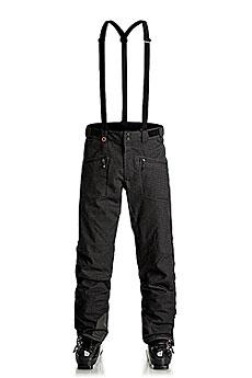 Штаны сноубордические Quiksilver Boundry Pl Black