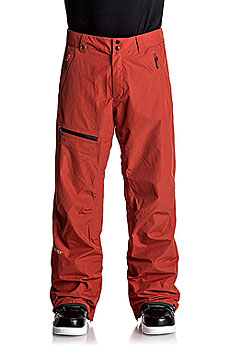 Штаны сноубордические Quiksilver Forever Gore Ketchup Red