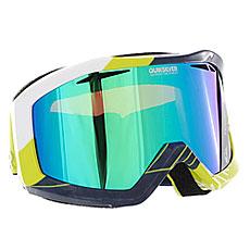 Маска для сноуборда Quiksilver Fenom Vallarta Blue