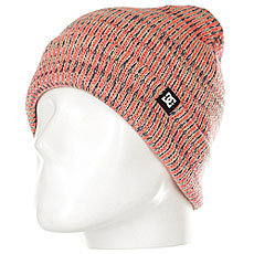 Шапка женская DC Joyfull Hats Fiery Coral