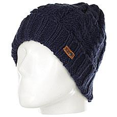 Шапка женская Roxy Tram Beanie Hats Peacoat