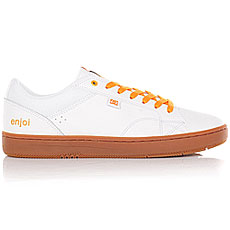 Кеды низкие DC Astor X Enjoi White/Gum