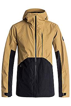 Куртка утепленная Quiksilver Forever Gore Mustard Gold