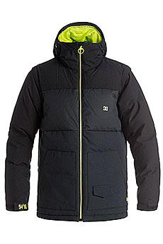 Куртка утепленная DC Downhill Black