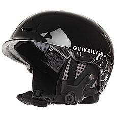 Шлем для сноуборда Quiksilver Fusion Deep Black