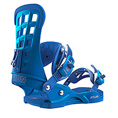 Крепления для сноуборда Union Atlas METALLIC BLUE