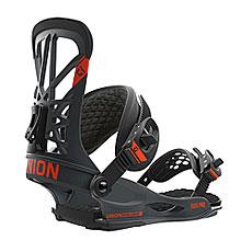 Крепления для сноуборда Union Flite Pro Black/Red