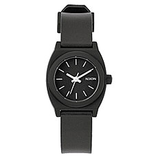 Кварцевые часы Nixon Small Time Teller P Black