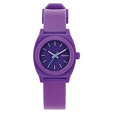 Кварцевые часы Nixon Small Time Teller P Purple