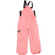 Штаны сноубордические детский Roxy Lola Neon Grapefruit